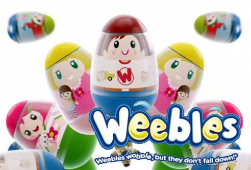 Are You a Weeble?
